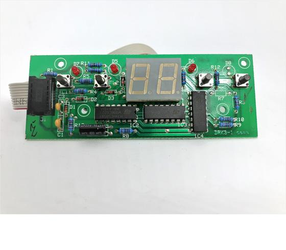 Placa Display caldera Renova Teknic F23E